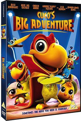 Cuco's Big Adventure (2016)