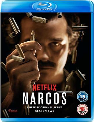 Narcos - Season 2 (3 Blu-rays)