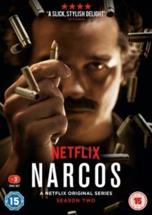 Narcos - Season 2 (4 DVDs)