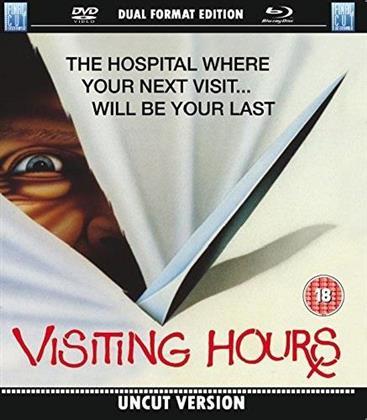 Visiting Hours (1982) (DualDisc, Blu-ray + DVD)