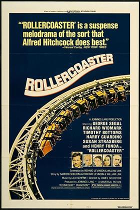 Rollercoaster (1977) (DualDisc, Blu-ray + DVD)