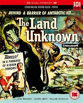 The Land Unknown (1957) (DualDisc, Blu-ray + DVD)