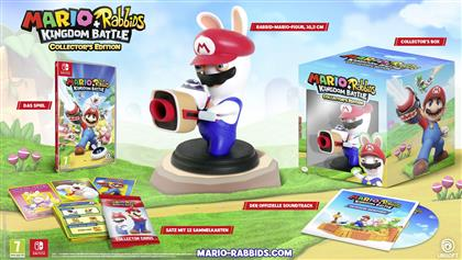 Mario & Rabbids: Kingdom Battle (Édition Collector)