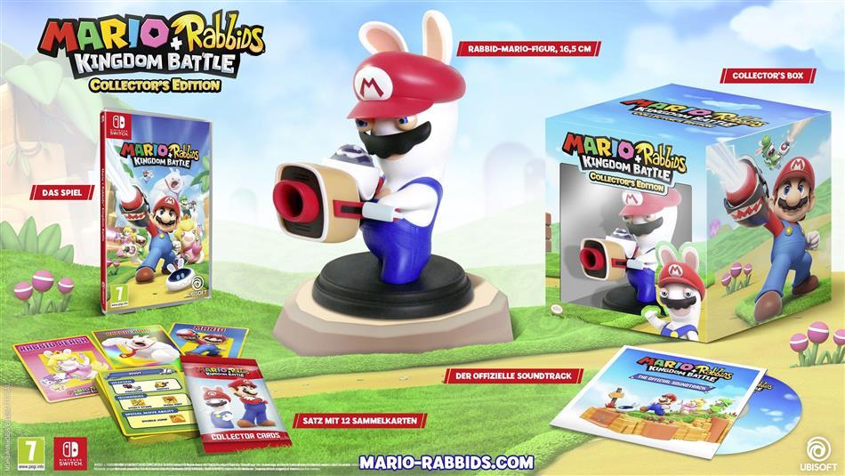 Mario & Rabbids: Kingdom Battle (Collector's Edition)
