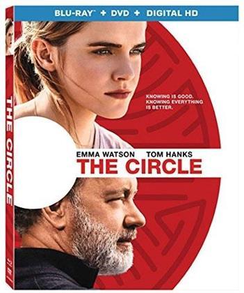 The Circle (2017) (Blu-ray + DVD)