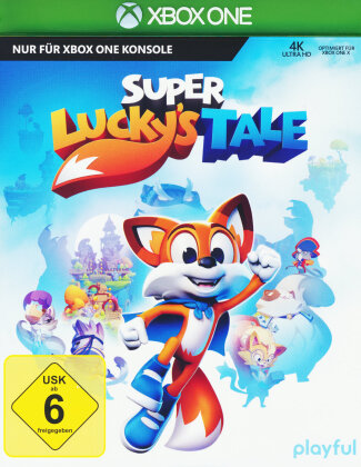 Super Luckys Tale (German Edition)