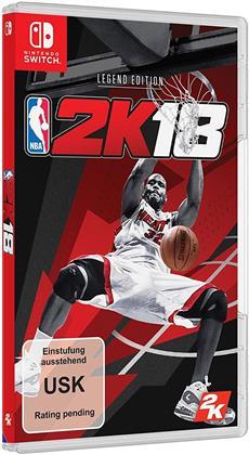 NBA 2K18 (Legend Edition)