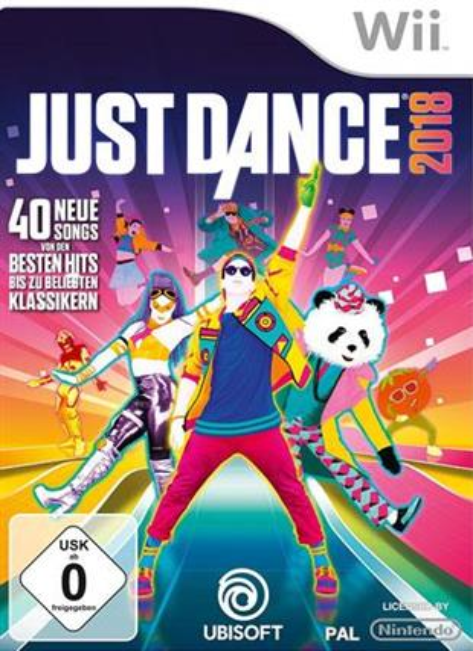 Just Dance 2018 (German Edition)