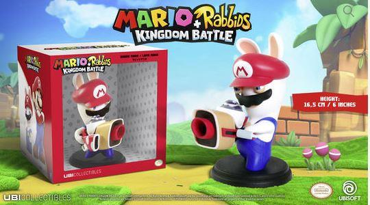 Figur Mario & Rabbids - Rabbid Mario 6inch