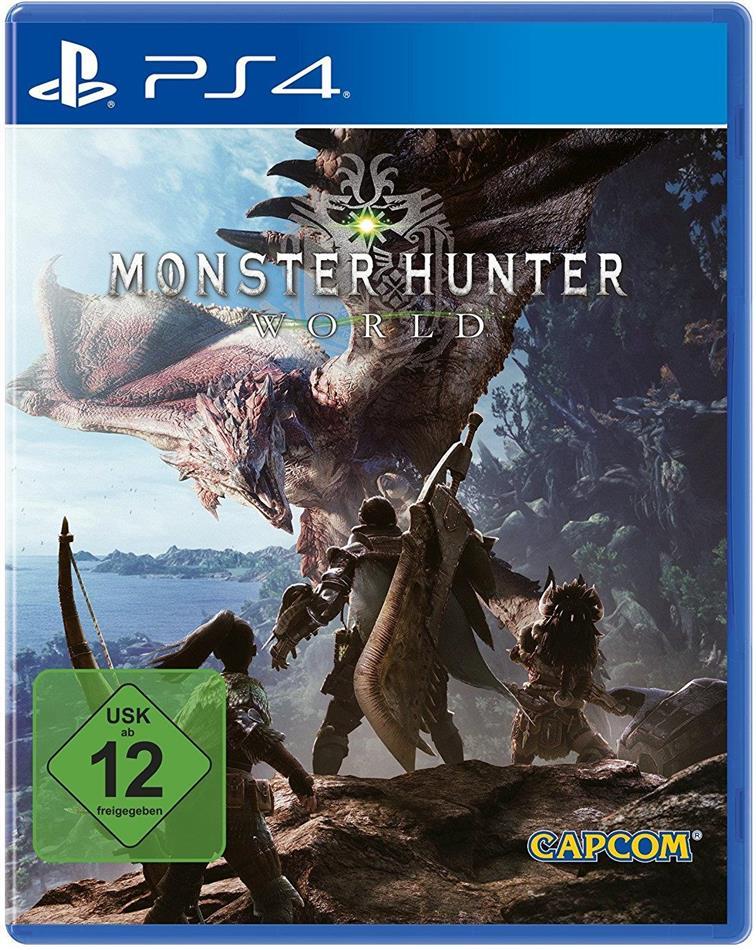 Monster Hunter World (German Edition)