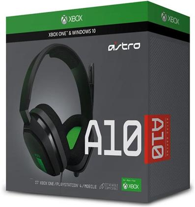 Astro Gaming A10 Headset (Xbox One) - Grey/Green