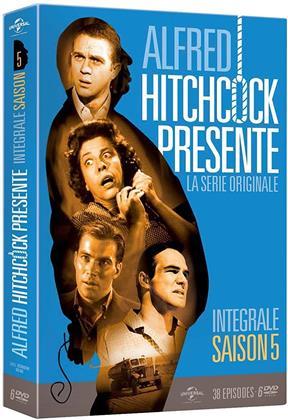Alfred Hitchcock présente - La série originale - Saison 5 (s/w, 6 DVDs)