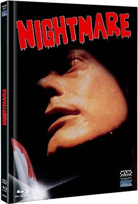 Nightmare (1981) (Cover A, Limited Edition, Mediabook, Uncut, Blu-ray + DVD)