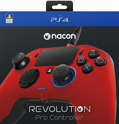 Revolution Pro Gaming Controller - red