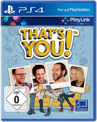 That's You! (Playlink) (German Edition)