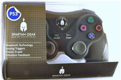 PS3 Controller Bluetooth Spartan black
