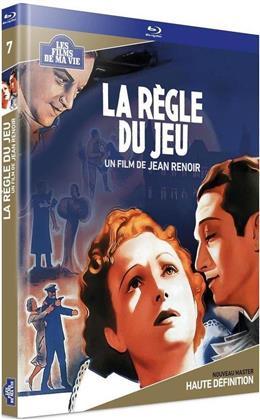 La règle du jeu (1939) (Les films de ma vie, b/w, Digibook)