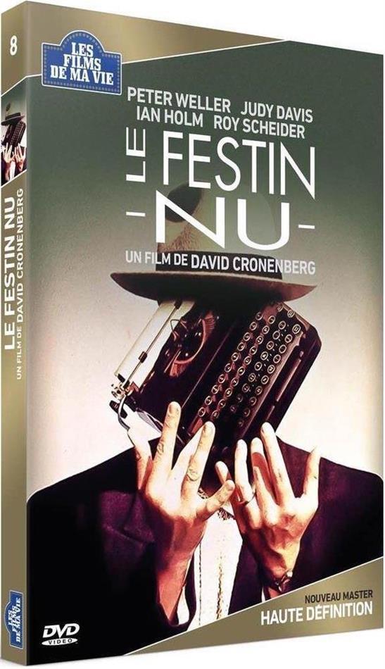 Le festin nu (1991) (Les films de ma vie, Digibook)