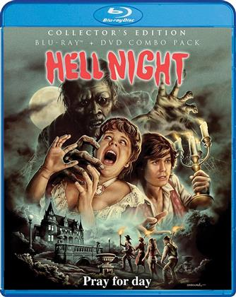 Hell Night (1981) (Collector's Edition, 2 Blu-rays)