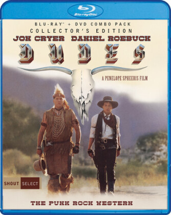 Dudes (1987) (Collector's Edition, Blu-ray + DVD)