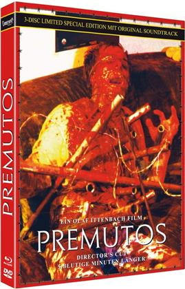 Premutos (1997) (Cover B, Director's Cut, Kinoversion, Limited Edition, Mediabook, Special Edition, Blu-ray + DVD + CD)