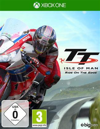 TT - Isle Of Man - Ride on the Edge