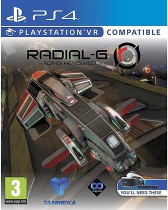 Radial-G VR - Racing Revolved
