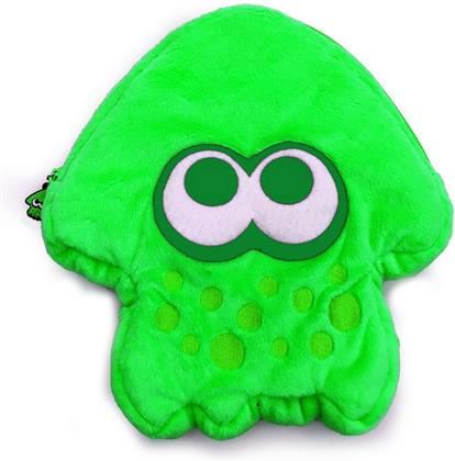 Nintendo Switch - Plush Pouch - Splatoon 2 - green