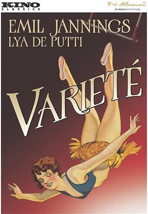 Varieté (1925) (s/w)