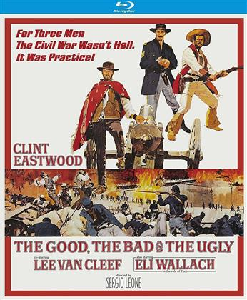 The Good, The Bad & The Ugly (1966) (50th Anniversary Edition, 2 Blu-rays)