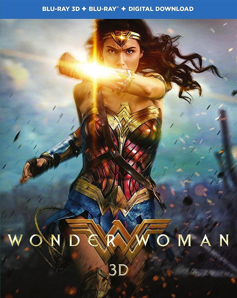 Wonder Woman (2017) (Blu-ray 3D + Blu-ray)