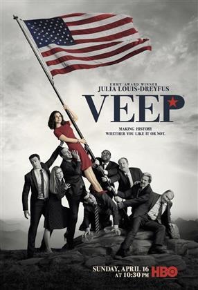Veep - Season 6 (2 DVD)