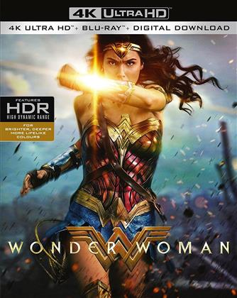 Wonder Woman (2017) (4K Ultra HD + Blu-ray)
