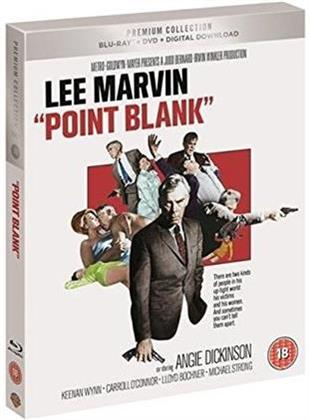 Point Blank (1967) (Premium Collection, Blu-ray + DVD)