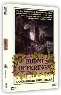Burnt Offerings - Landhaus der toten Seelen (1976) (Kleine Hartbox, Cover B, Uncut)