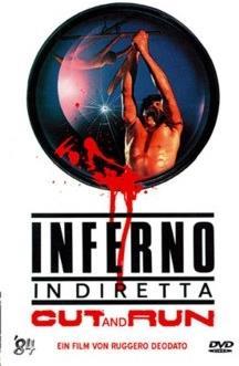 Inferno in diretta - Cut and Run (1985) (Cover C, Grosse Hartbox, Edizione Limitata, Uncut)