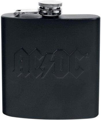 AC/DC: Logo - Flachmann [180ml]
