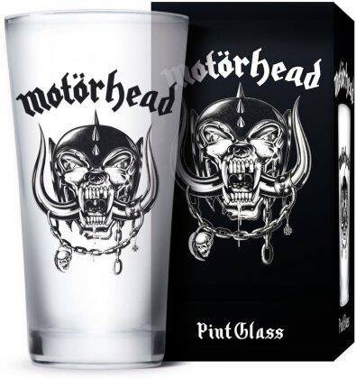 Motörhead Bierglas