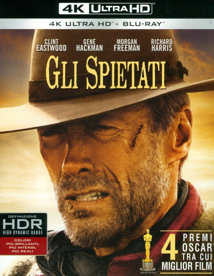 Gli spietati (1992) (4K Ultra HD + Blu-ray)