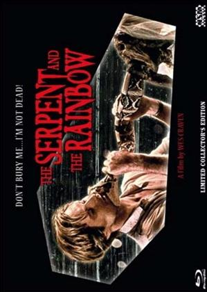 The Serpent and the Rainbow (1988) (Cover C, Collector's Edition, Limited Edition, Mediabook, Uncut, Blu-ray + DVD)