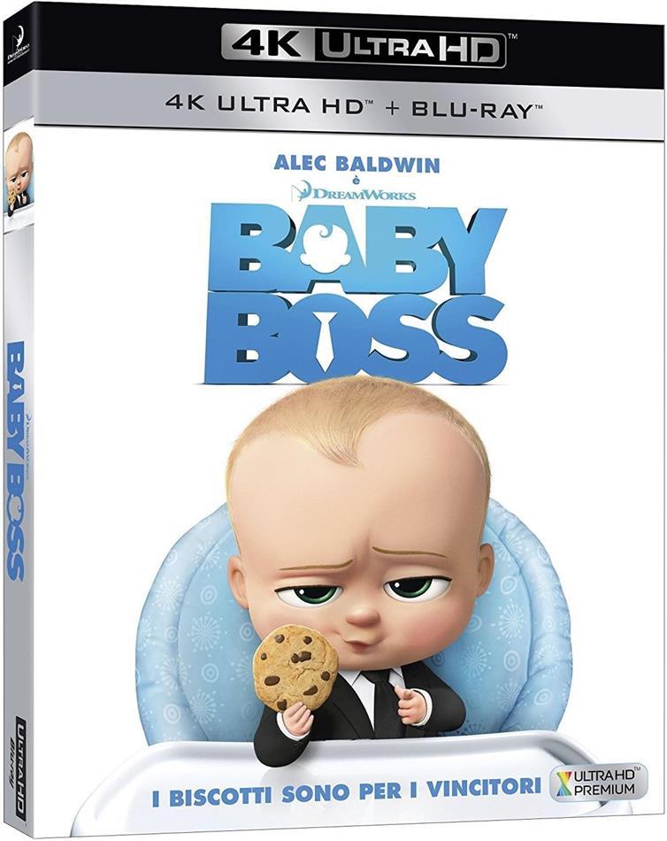 Baby Boss (2017) (4K Ultra HD + Blu-ray)