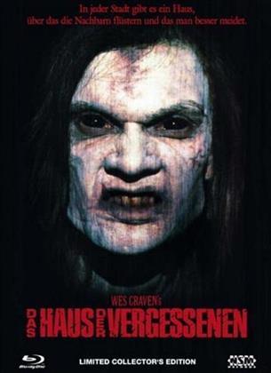Das Haus der Vergessenen (1991) (Cover C, Collector's Edition, Edizione Limitata, Mediabook, Uncut, Blu-ray + DVD)