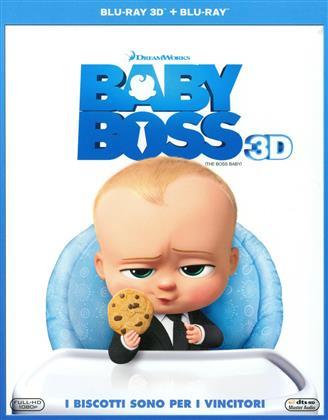 Baby Boss (2017) (Blu-ray 3D + Blu-ray)