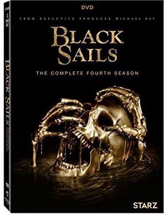 Black Sails - Season 4 - The Final Season (3 DVDs)
