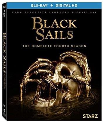 Black Sails - Season 4 - The Final Season (3 Blu-rays)