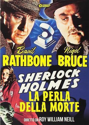 Sherlock Holmes - La perla della morte (1944) (Cineclub Mistery, n/b)