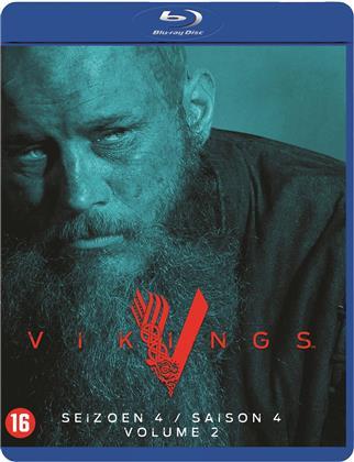 Vikings - Saison 4.2 (3 Blu-rays)