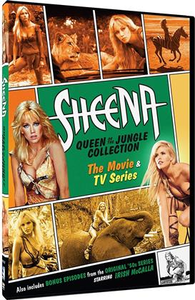 Sheena - Queen of the Jungle Collection - The Movie & TV Series (6 DVDs)