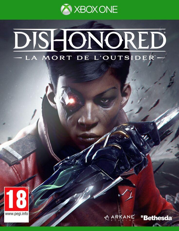 Dishonored - La mort de l'outsider