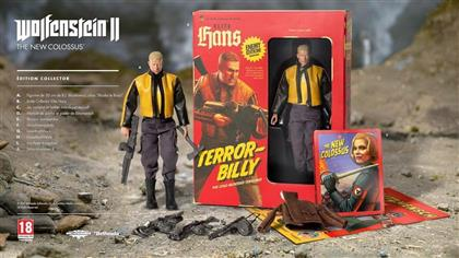 Wolfenstein 2 - The New Colossus (Collector's Edition)